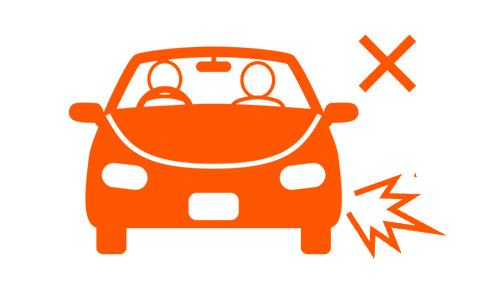 事例2友人が運転する車に乗って事故に遭った
